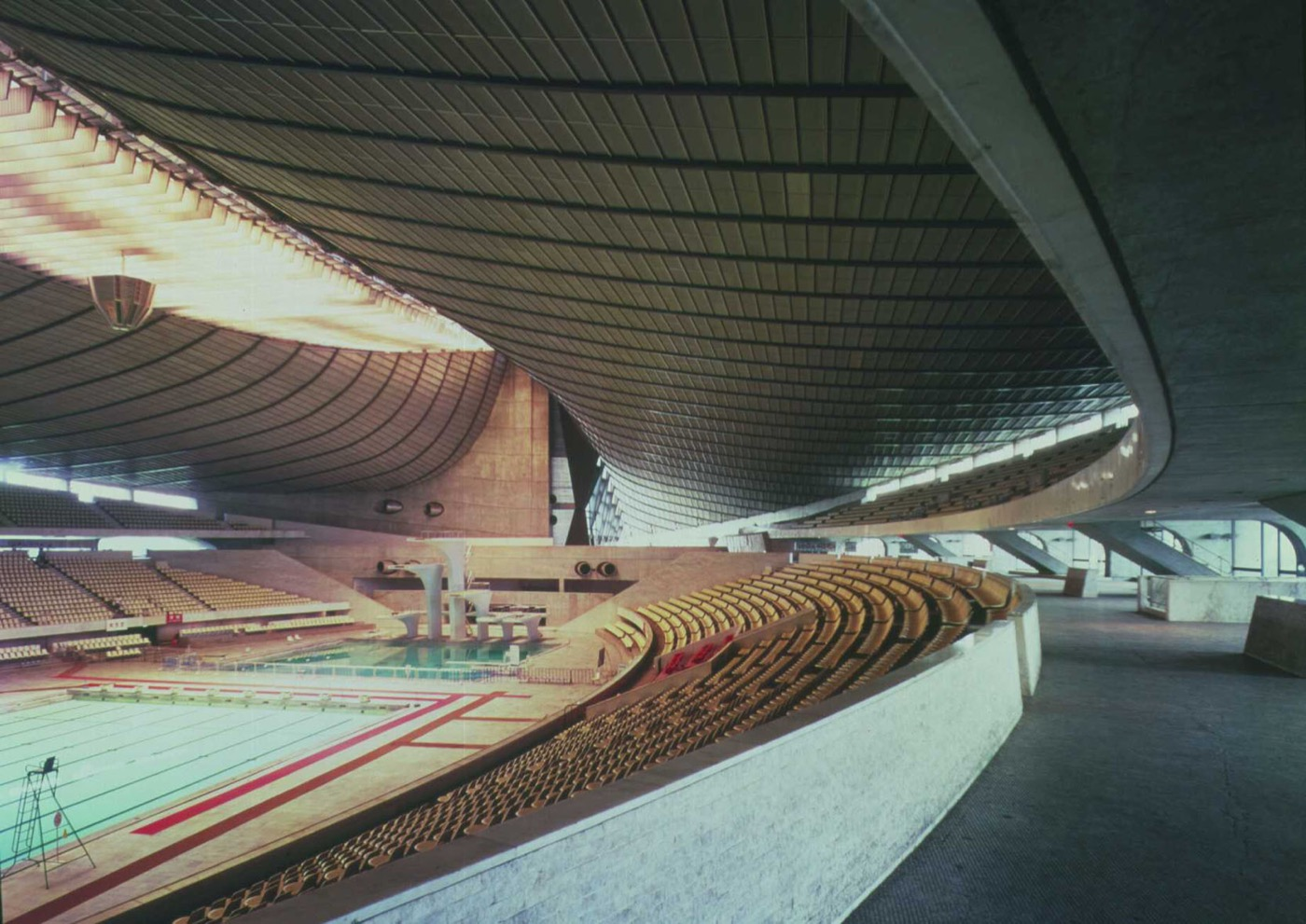 国立代々木競技場